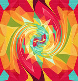 Imagen del arte abstracto Imagen de archivo libre de regalías