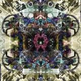 Imagen del arte abstracto Fotografía de archivo libre de regalías
