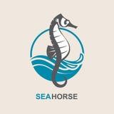 Imagen del caballo de mar Foto de archivo