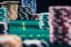 Imagen del casino imagen de archivo libre de regalías