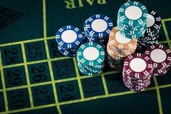 Imagen del casino foto de archivo libre de regalías