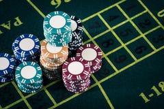 Imagen del casino imagenes de archivo