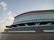 Imagen del casino Kursaal uno de los casinos más grandes de Europa fotografía de archivo libre de regalías