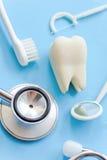 Imagen del concepto de dental Foto de archivo libre de regalías