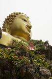 Imagen del concepto de la capilla de la adoración del templo del budismo de Buda Fotografía de archivo