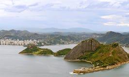 Imagen del de Rio de Janeiro Imagen de archivo libre de regalías
