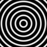 Imagen del difusion ligero negro fotografía de archivo
