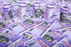 Imagen del dinero indio