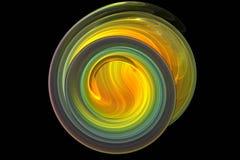 Imagen del fractal Fotos de archivo libres de regalías