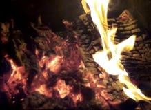 Imagen del fuego Imágenes de archivo libres de regalías