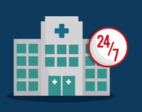 imagen del icono de la asistencia médica libre illustration