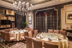 Imagen del interior del hotel de lujo Imagen de archivo
