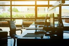 Imagen del lugar de trabajo imagen de archivo