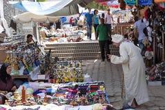 imagen del mercado, Casablanca, Marruecos Imagenes de archivo