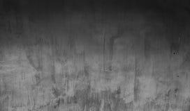 Imagen del muro de cemento oscuro foto de archivo libre de regalías