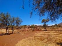 Imagen del paisaje para el uso del fondo Fotos de archivo