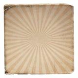 Imagen del resplandor solar del Grunge Imágenes de archivo libres de regalías