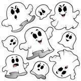 Imagen 5 del tema del fantasma Fotografía de archivo