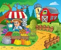 Imagen 8 del tema del granjero