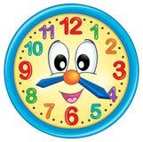 Imagen 5 del tema del reloj Imagenes de archivo