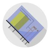 Imagen del vector de la retransmisión Fotografía de archivo libre de regalías
