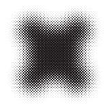 Imagen del vector de puntos con estilo. Fotografía de archivo