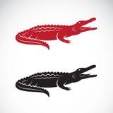 Imagen del vector de un diseño del cocodrilo Fotos de archivo libres de regalías
