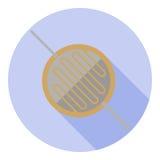 Imagen del vector de un fotoconductor Fotografía de archivo