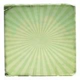 Imagen del vector del resplandor solar del Grunge Fotografía de archivo