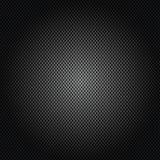 Imagen del vector del fondo de la fibra de carbono ilustración del vector