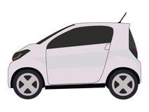 Imagen del vehículo de un mini coche estupendo de la ciudad ilustración del vector