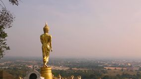 Imagen derecha de Buda, Wat Phra That Khao Noi, NaN, Tailandia