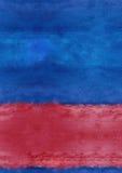 Imagen dibujada mano INCONSÚTIL del fondo de la acuarela para los carteles, banderas, papeles pintados Fotografía de archivo libre de regalías