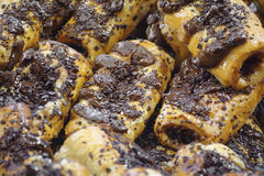 Imagen dulce de la comida de la calle Foto de archivo