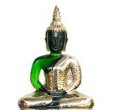 Imagen esmeralda de Buddha Fotografía de archivo libre de regalías