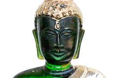 Imagen esmeralda de Buddha Imagen de archivo libre de regalías