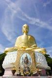 Imagen grande de Buda Imagen de archivo