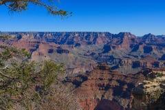 Imagen hermosa de Grand Canyon imágenes de archivo libres de regalías