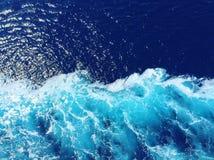 imagen hermosa del mar Foto de archivo libre de regalías