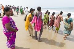 Imagen ilustrativa editorial Reunión de la familia en la India Foto de archivo libre de regalías