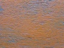 Imagen inconsútil del tablero de madera anaranjado jadeado áspero fotos de archivo libres de regalías