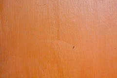 Imagen inconsútil del tablero de madera anaranjado jadeado áspero imagen de archivo libre de regalías