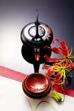 Imagen japonesa del Año Nuevo Fotos de archivo