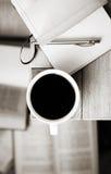 Café-rotura Imágenes de archivo libres de regalías