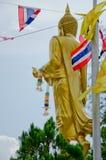 Imagen permanente de Buda Fotos de archivo libres de regalías