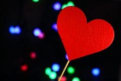Imagen preciosa para el día de tarjetas del día de San Valentín Imagen de archivo libre de regalías