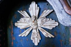Imagen que simboliza el Espíritu Santo foto de archivo libre de regalías