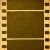 Imagen retra de la película. Imita la impresión del uno-color. Fotografía de archivo