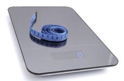 Imagen simbólica para la pérdida de peso Imagen de archivo libre de regalías