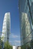 Imagen vertical de la torre Imagen de archivo